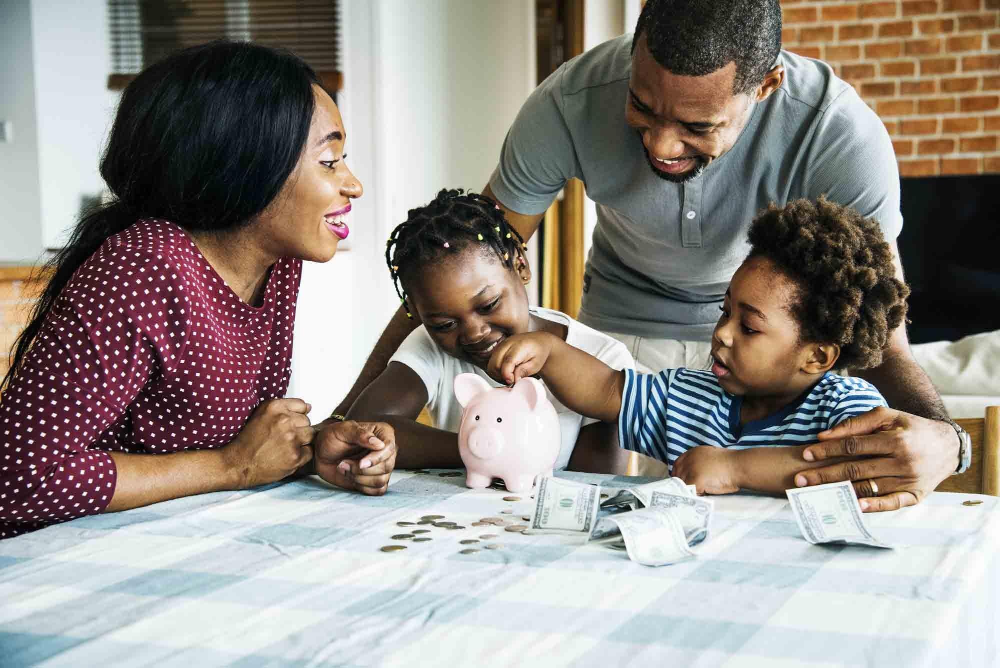 Family-Savings-Money